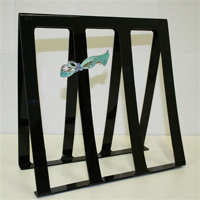 Plastic Hair Clip Stand