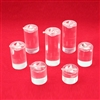 Pack of 7 Round Ring Post