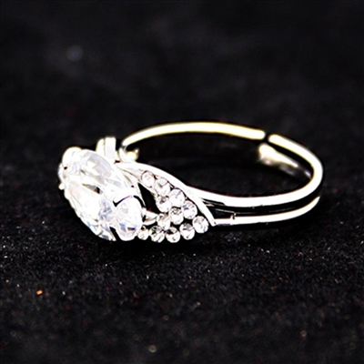 Swarovski Crystals Ring