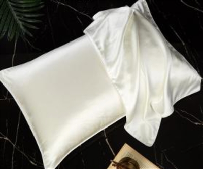Pure 100% Mulberry Silk Pillowcases 19 Momme