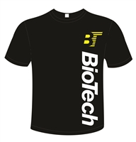 BioTech Black and Yellow T-Shirt