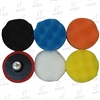 5 Piece Mini Buffing Pad Kit