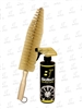 "Wheel/Acid Cleaner 16oz + 17"" Nylon Spoke Brush"