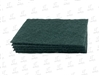 Scrub Pad 6 x 9 Green (5 Pack)