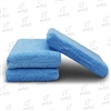 Microfiber Wax Applicator Sponge-Blue