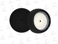"3.5"" Mini Black Foam Buffing Pad (1 Unit)"