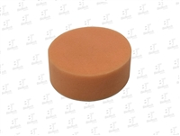 "3"" Mini Foam Buffing Pad- Orange"