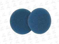 "3"" Uro-Tecâ""¢ Coarse Blue Heavy Cutting Foam Pad"