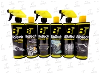 BioTech Detailing Product Kit 6 Pack