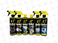 BioTech Detailing Product Kit 6 II Pack