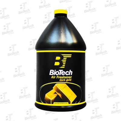 BioTech Air Freshener Dark Gold Scent 128oz