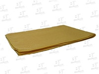 Waffle Cloth M/F-Gold Color
