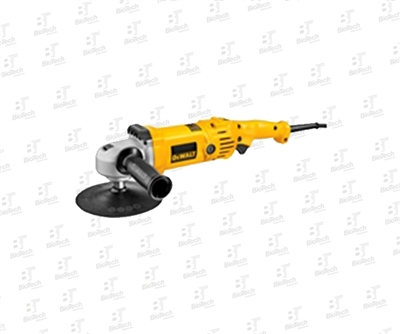 Variable speed rotary polisher with Soft Start