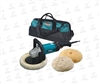 Polisher/Sander with Hook-and-Loop Pad