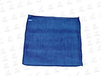 Clay Treatment Microfiber Cloth- Blue