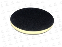 Paint Correction Pad Black/Yellow 6""