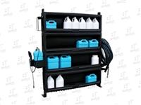 Stackable Van Shelving System Set