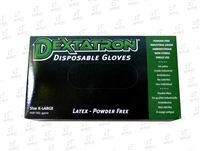 Dextatron Latex Disposable Powder-Free