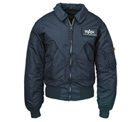 Alpha MJC22000C1 CWU 45/P Flight Jacket