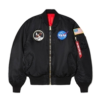 Alpha Apollo MA-1 Flight Jacket - MJM21097C1