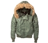 Alpha Industries N-2B Parka - MJN30000C1