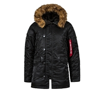 Alpha N-3B Slim Fit Parka - MJN31210C1