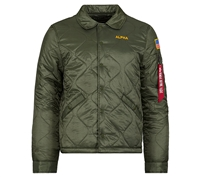 Alpha Quilted Storm Cruiser Jacket - MJQ47518C1