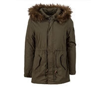 Alpha J-4 Fishtail Parka - MJS46750C1