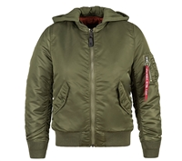Alpha Womens MA-1 Natus Jacket - WJM47505C1