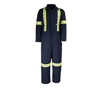 Big Bill 429BF Deluxe Coverall with Reflective Tape