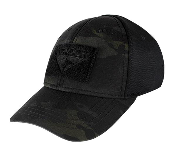 Condor Mulitcam Black Flex Tactical Cap - 161080-021 859a5695c8ba