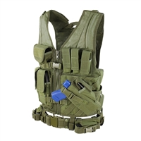 Condor Cross Draw Vest  -  CV