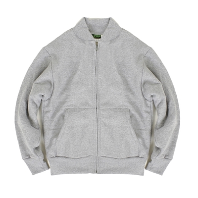 Camber Arctic Thermal Knit Collar Sweatshirt 130