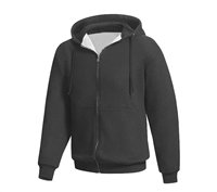 Camber USA Zipper Hooded Insulated Sweatshirt - 131