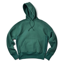 Camber USA 232 Cross-Knit Heavyweight Pullover Hooded Sweatshirt
