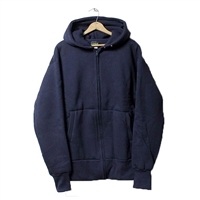 Camber 445 Double Thick Zipper Hooded  Sweatshirt
