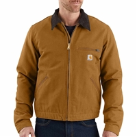 Carhartt Duck Detroit Jacket - 103828