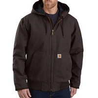 Carhartt Washed Duck Insulated Active Jacket 104050
