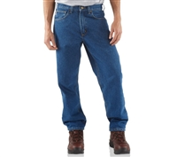 Carhartt Mens Relaxed Fit Jeans B17