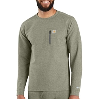 Carhartt Base Force Heavyweight Crew Top - MBL110