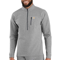 Carhartt Base Force Quarter-Zip Top - MBL111