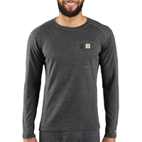 Carhartt Base Force Zip Pocket Crew Top - MBL119
