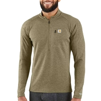 Carhartt Base Force Quarter-zip Top - MBL120