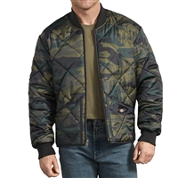 Dickies Diamond Quilted Nylon Jacket 61241