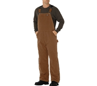 Dickies Sanded Duck Insulated Bib Overall - TB244