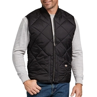 Dickies Diamond Quilted Nylon Vest TE242