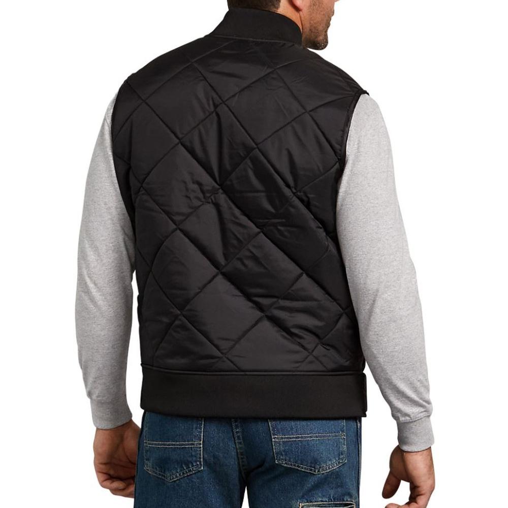 Dickies Diamond Quilted Nylon Vest TE242