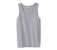 Fruit of the Loom Heavy Cotton Tank Top - 39TKR