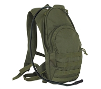 Fox Outdoor Compact MOLLE Hydration Backpack - 56-350