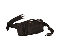 Fox Outdoor Black Modular Deployment Bag - 56-41